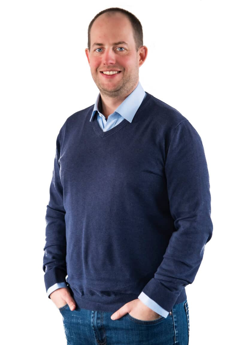 Ervaringsdeskundige en coach gameverslaving Matthias Dewilde