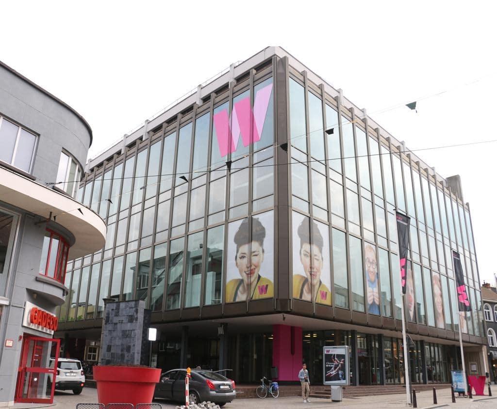 Aalst (Cultureel Centrum De Werf)